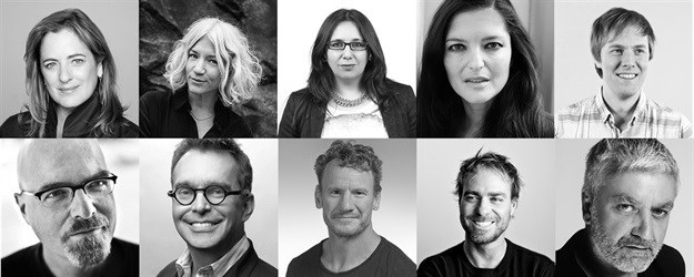 Speakers at Executive Creative Summit Berlin © .