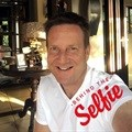 #BehindtheSelfie with... Simon Robinson