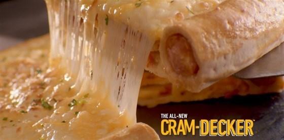 New Debonairs Pizza TVC plays up size of new Cram-Decker