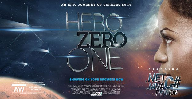 CareerJunction calls on all developers in its latest campaign and off-world 'film trailer'