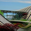 The Paul Klee Centre in Bern, Switzerland, looks great, but where are the people? ,