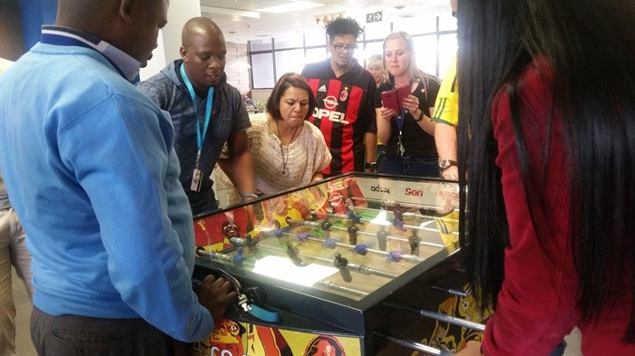 Join the top team with Ads24's mass market - Daily Sun, Die Son and Soccer Laduma
