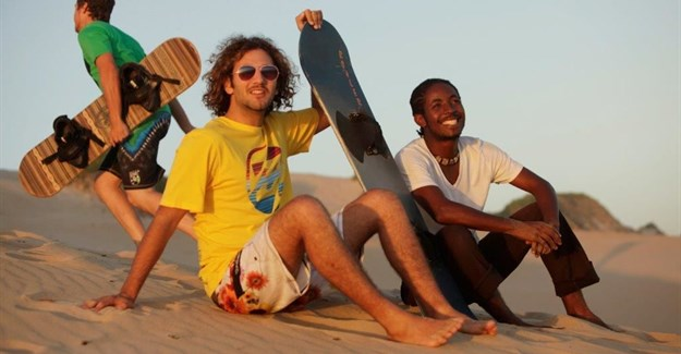Nelson Mandela Bay offers diverse activities for such as sandboarding for youth to enjoy that are affordable and accessible through purchasing the Nelson Mandela Bay Pass.