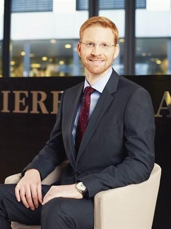 Dr Achim Schmitt, Associate Dean, Graduate Studies and Professor of Strategic Management at EHL