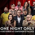 Famous Last Words to conclude at Emperors Palace