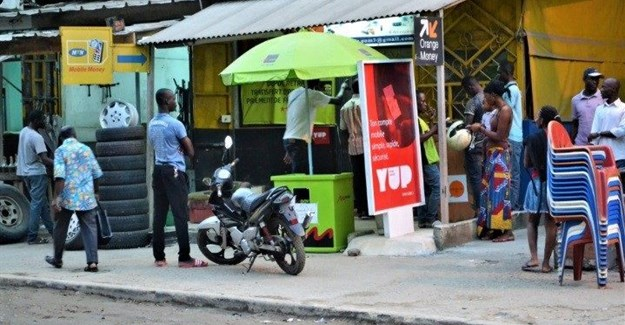 YUP, Ivory Coast.