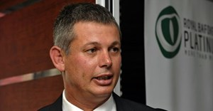 Nico Muller, CEO: Implats. Picture: Robert Tshabalala /Financial Mail