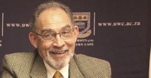 Professor Brian O'Connell receives NRF Lifetime Achievement Award