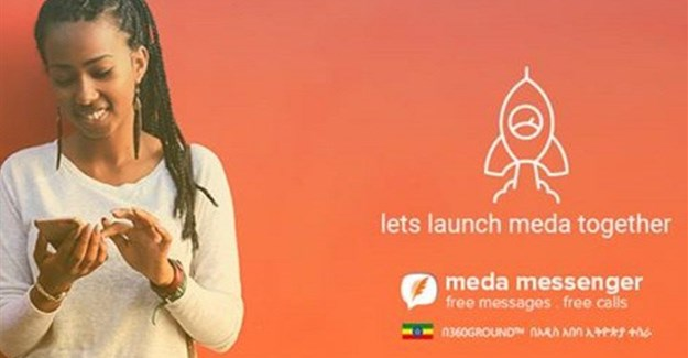 Ethiopia's Meda Messenger combining chat with payments