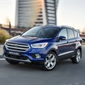 Ford unveils new Kuga