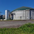 The digester at Elgin Fruit Processors that converts fruit and other waste to electricity. (Image Supplied)