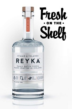 #FreshOnTheShelf: Iceland's Reyka Vodka now in South Africa