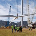 Lake Turkana Wind Power Project, Kenya.