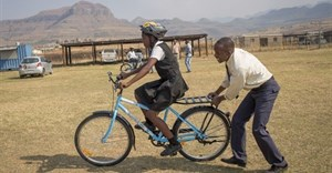 Volkswagen and Qhubeka giving mobility to hope: The future is in motion