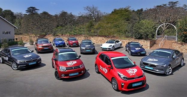 The 2018 WesBank South African Car of the Year finalists