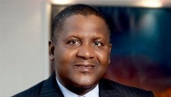 Dangote emphasises diversification of African economies, importance of agriculture