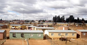 Typical mass housing units in South Africa. Filckr/IGN11