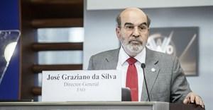 José Graziano da Silva, director-general, FAO. ©FAO/Alessandra Benedetti.