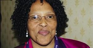 Precious Matsoso, director general: Department of Health