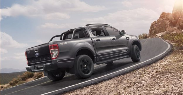 The Ford Ranger FX4 is a foxy lady