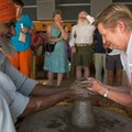 Meeting artisans in Rajasthan, India (Image Supplied)
