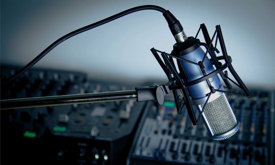 persention about radio station