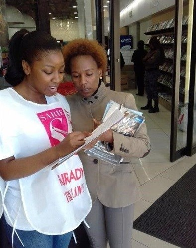 Media24 Magazine awareness campaign through OtD's multi-channel marketing division