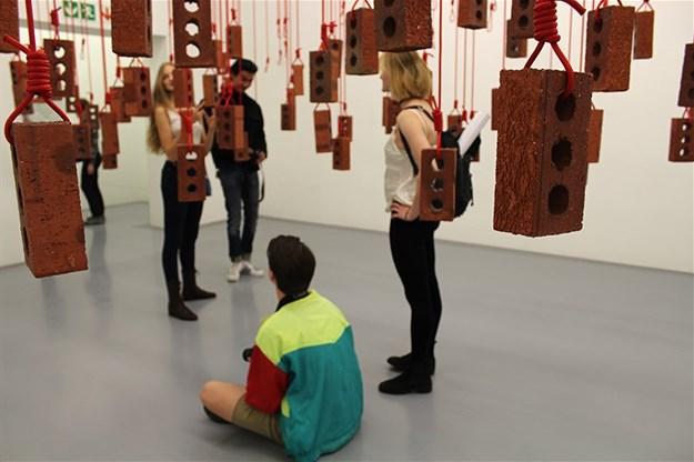 Kendal Geers -Hanging Piece