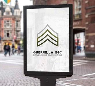 Guerrilla IMC celebrates its 10th birthday with a new corporate identity