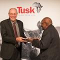 Tusk royal patron Prince William honours Africa's wildlife warriors