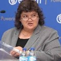 Minister of public enterprises, Lynne Brown. Photo: SA Breaking News