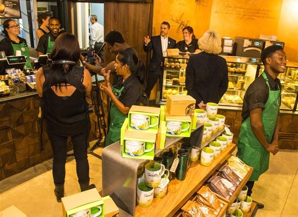 Two Starbucks outlets confirmed for Durban