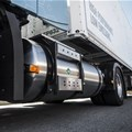 New heavy-duty trucks run on liquefied natural gas, biogas