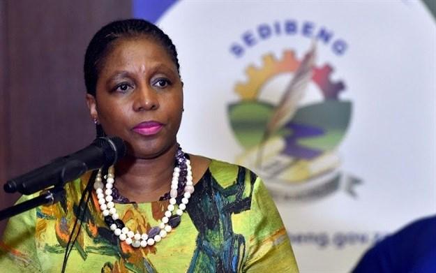 Minister of Communications Ayanda Dlodlo. Image: