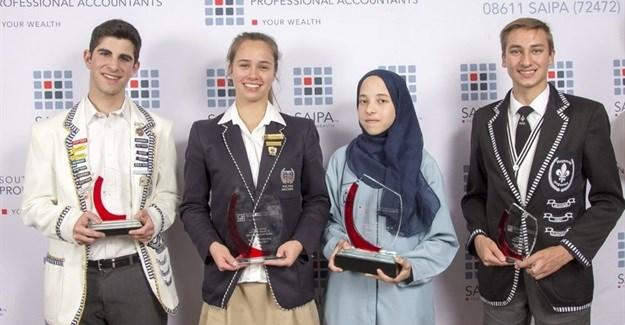2017 SAIPA National Accounting Olympiad winners