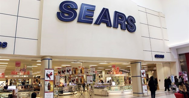 Sears closing stores in Canada