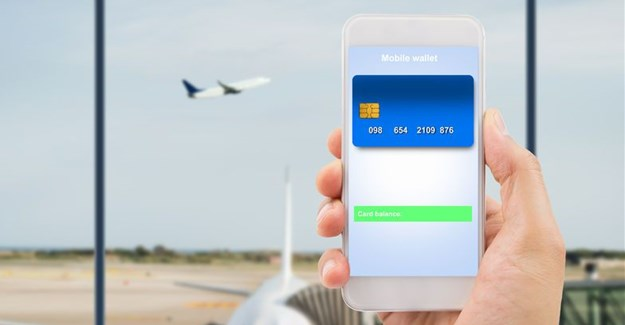 Mobile payments give you wings