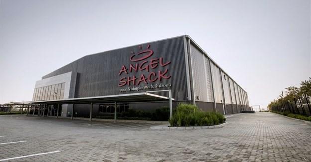 Angel Shack, Waterfall City