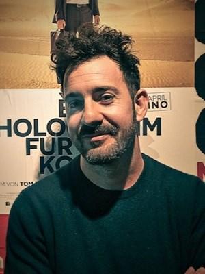 Francisco Condorelli, director of Ciclope.