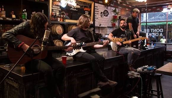 Southern Wild is first SA band for Deezer Live Sessions