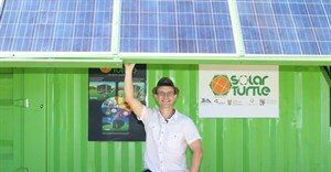 #EntrepreneurMonth: Hero in a half shell, SolarTurtle