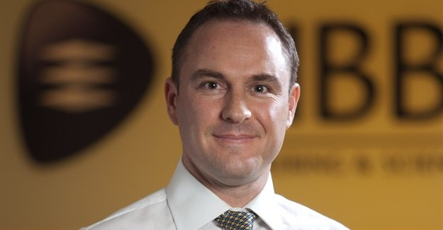 Colin Logan, technical executive for GIBB's dams, hydropower and underground works services sector