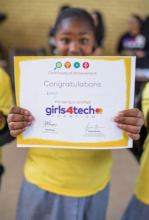 Girls4Tech looks to empower the next generation of problem-solvers