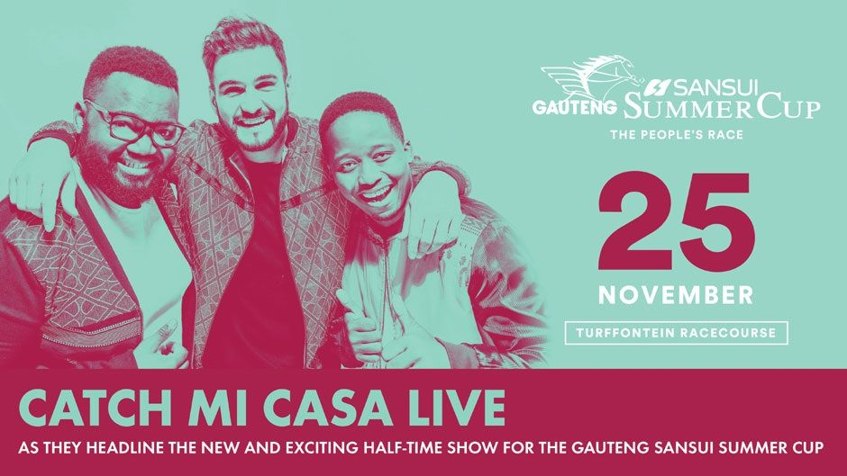 Introducing the all-new Gauteng Sansui Summer Cup - The People's Race