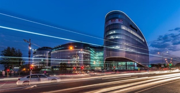 Discovery's new global HQ certified green
