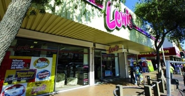 Lewis Stores sets its sights on richer consumers with UFO deal