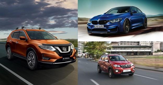 #RideRoundup: New Nissan X-Trail, Renault Kwid Xtreme, BMW M4 CS