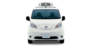 Nissan to launch new ambulance, electric delivery vehicle