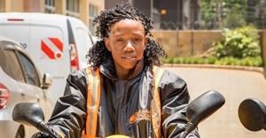 Jumia Food promotes gender diversity through female rider recruitment