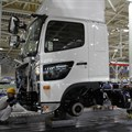 Hino Motors' new Koga plant off to a good start